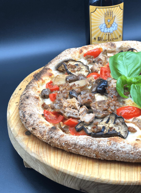 Vicolo Corto menù pizze grano franto
